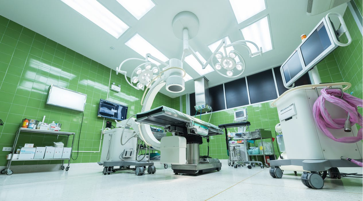 Sjukvården är ett landstingspolitiskt område